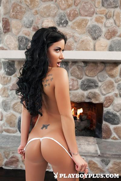 Playboy Cybergirl - Brigitte Desiree Nude Photos & Videos at Playboy Plus!