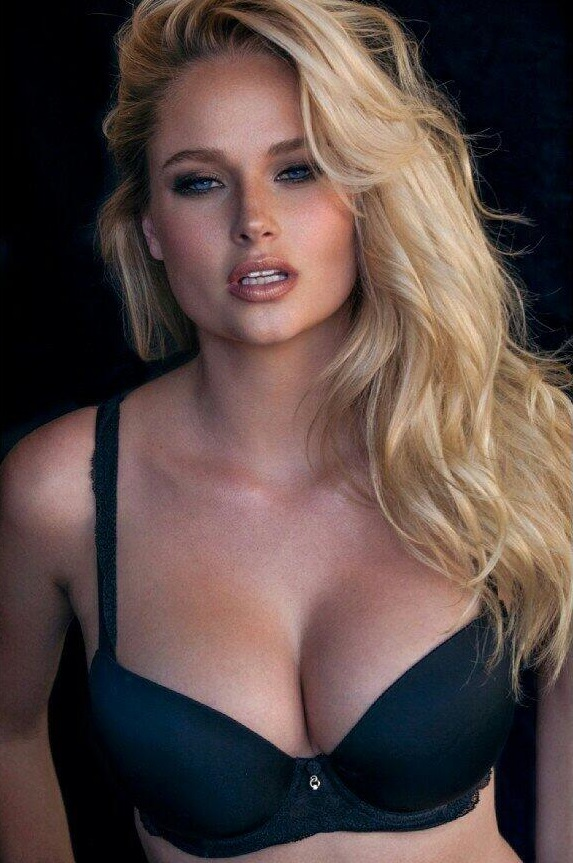 Genevieve Morton - breasts