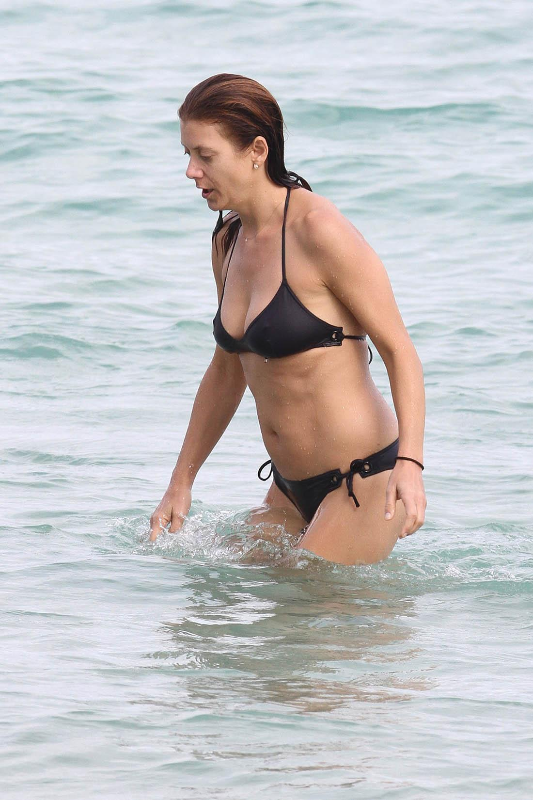 Apprentice kate walsh bikini pegging men