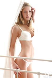 Krystal Boyd in lingerie