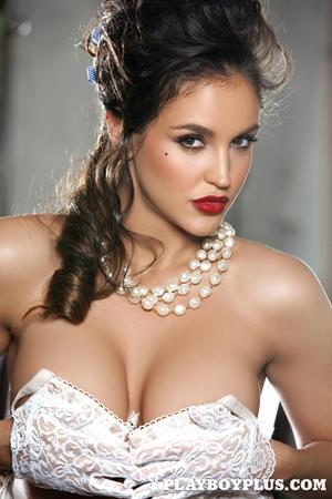 Playboy Cybergirl - Jaclyn Swedberg Nude Photos & Videos at Playboy Plus!