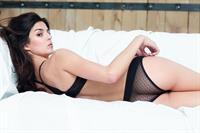 Clara Lago in lingerie - ass