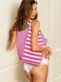 Karlie Kloss in lingerie - ass