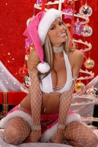 Mandy Lynn in a bikini