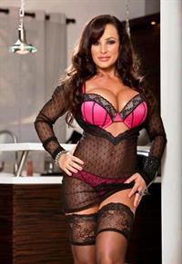 Lisa Ann in lingerie