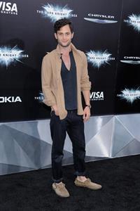 New York Premiere of Dark Knight Rises