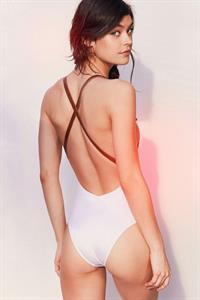 Lauren Layne in a bikini - ass