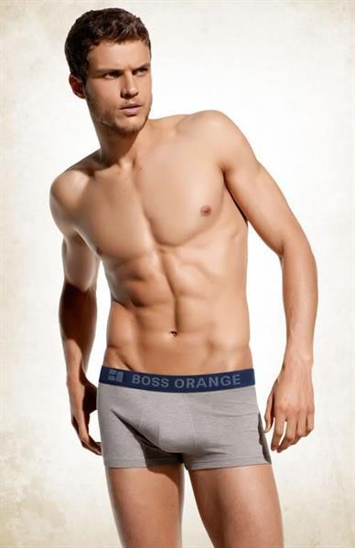 Ryan Cooper in lingerie