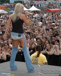 Brooke Hogan - ass