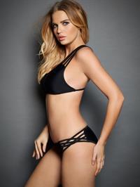 Rachel Mortenson in a bikini