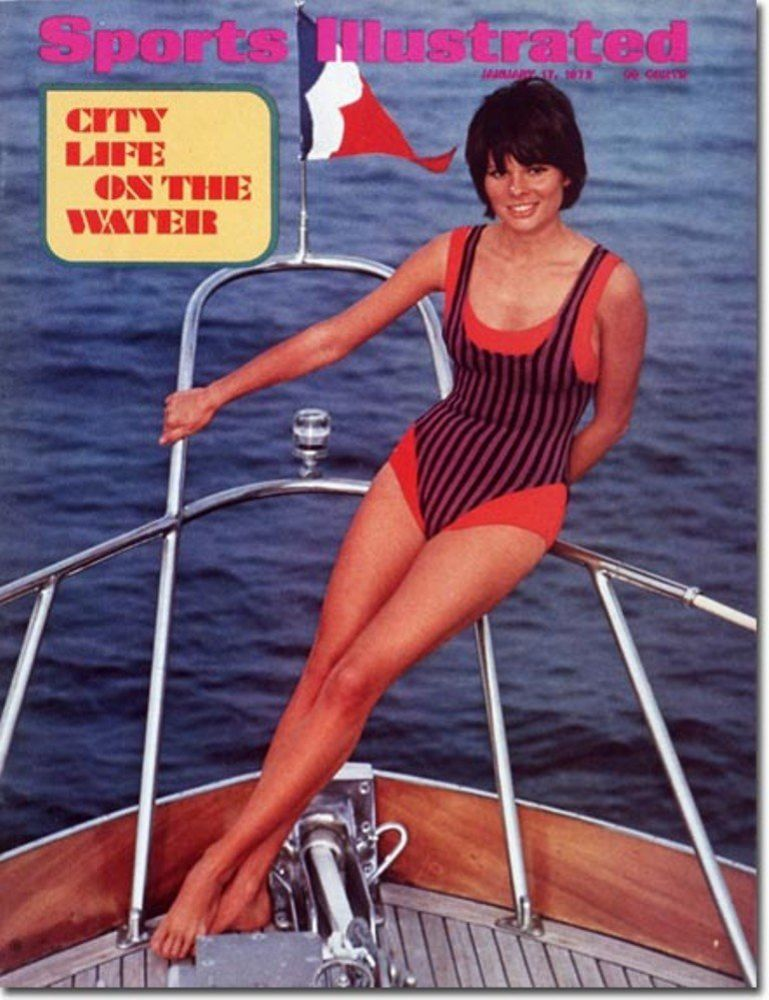 Sport Illustrated Swimsuit Edition 1972