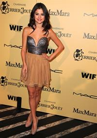 Selena Gomez Women in Film pre Oscar cocktail party in LA on February 24, 2012