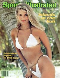 1980 Sports Illustrated Swimsuit Cover