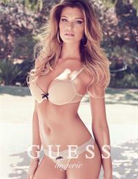 Samantha Hoopes in lingerie