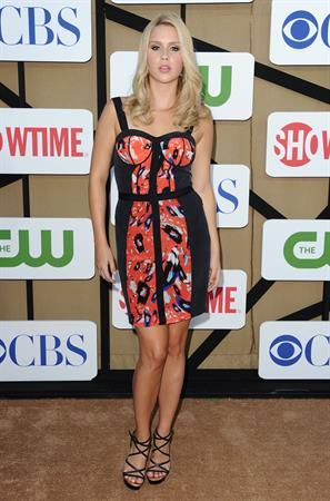 Claire Holt CBS Summer TCA Party Los Angeles California July 29 2013