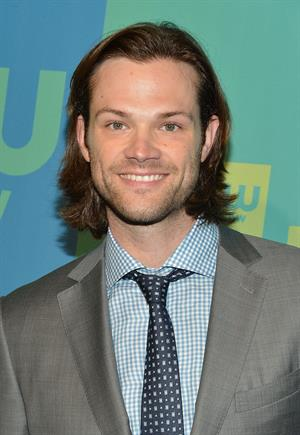 Jared Padalecki at The CW Networks New York 2014 Upfront Presentation May 15, 2014
