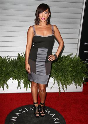 Cheryl Burke at Maxim's Hot 100 Women Of 2014 Celebration June 10th, 2014