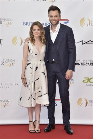Gillian Jacobs at 54th Monte-Carlo Television Festival on June 7, 2014