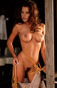 Kelly Monaco - pussy and nipples