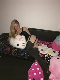 Aubrey Plaza in lingerie