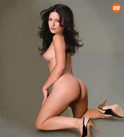Catherine Zeta Jones - tits and ass