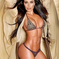 Italia Kash in a bikini