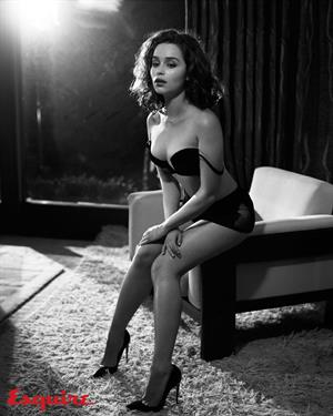 Equire - Emilia Clarke is the Sexiest Woman Alive in 2015
