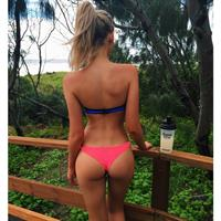 Gabrielle Grace Epstein in a bikini - ass