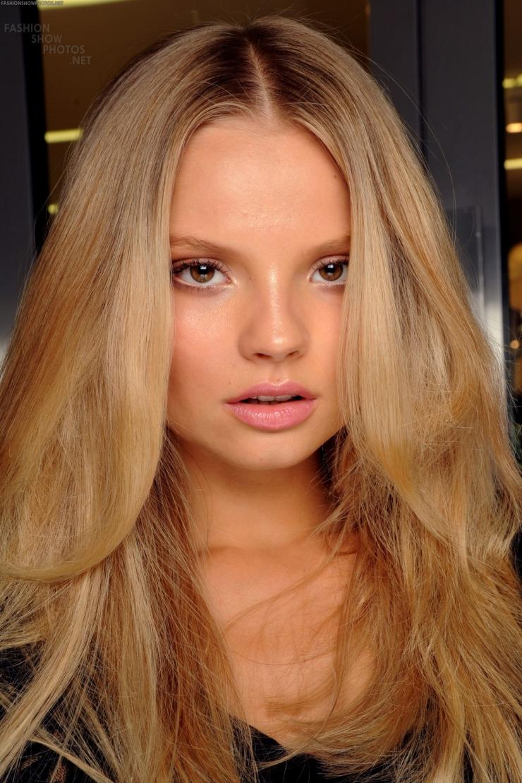 Как сделать цвет волос натуральным