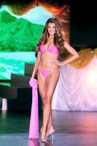Alexa Flutie in a bikini