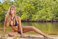 Valeria Orsini in a bikini