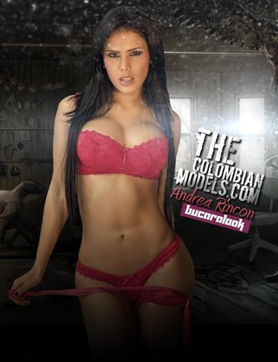 Andrea Rincon de sexy colombian model do you agree?