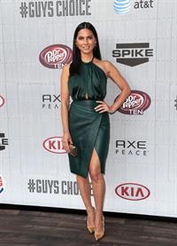 Olivia Munn at Spike TVs Guys Choice 2014 June 7, 2014