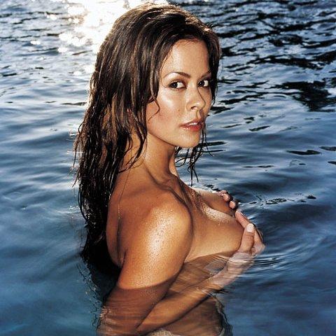 Really. Brooke burke hot nude