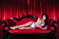 Milena Taborda in a bikini