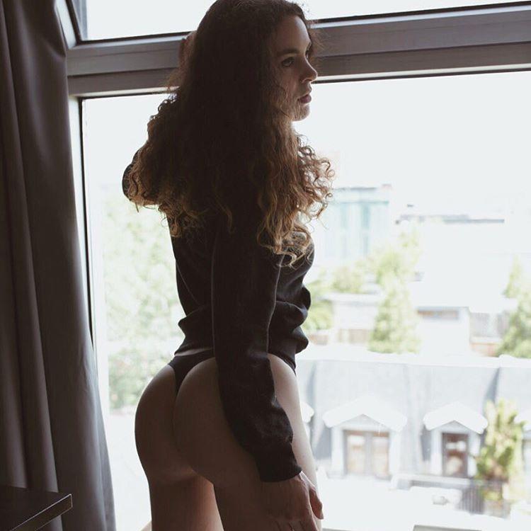 Haylie Noire - ass