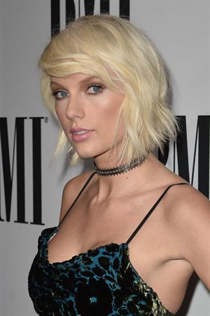 Taylor Swift 2016 BMI Pop Awards in Beverly Hills