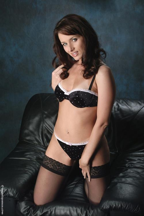 Angelique Leclair in lingerie