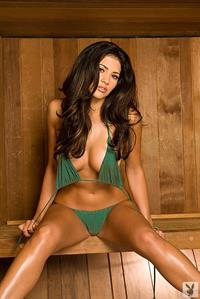 Hope Dworaczyk in a bikini