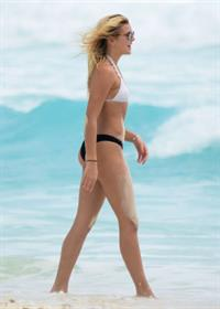 Devon Windsor in a bikini
