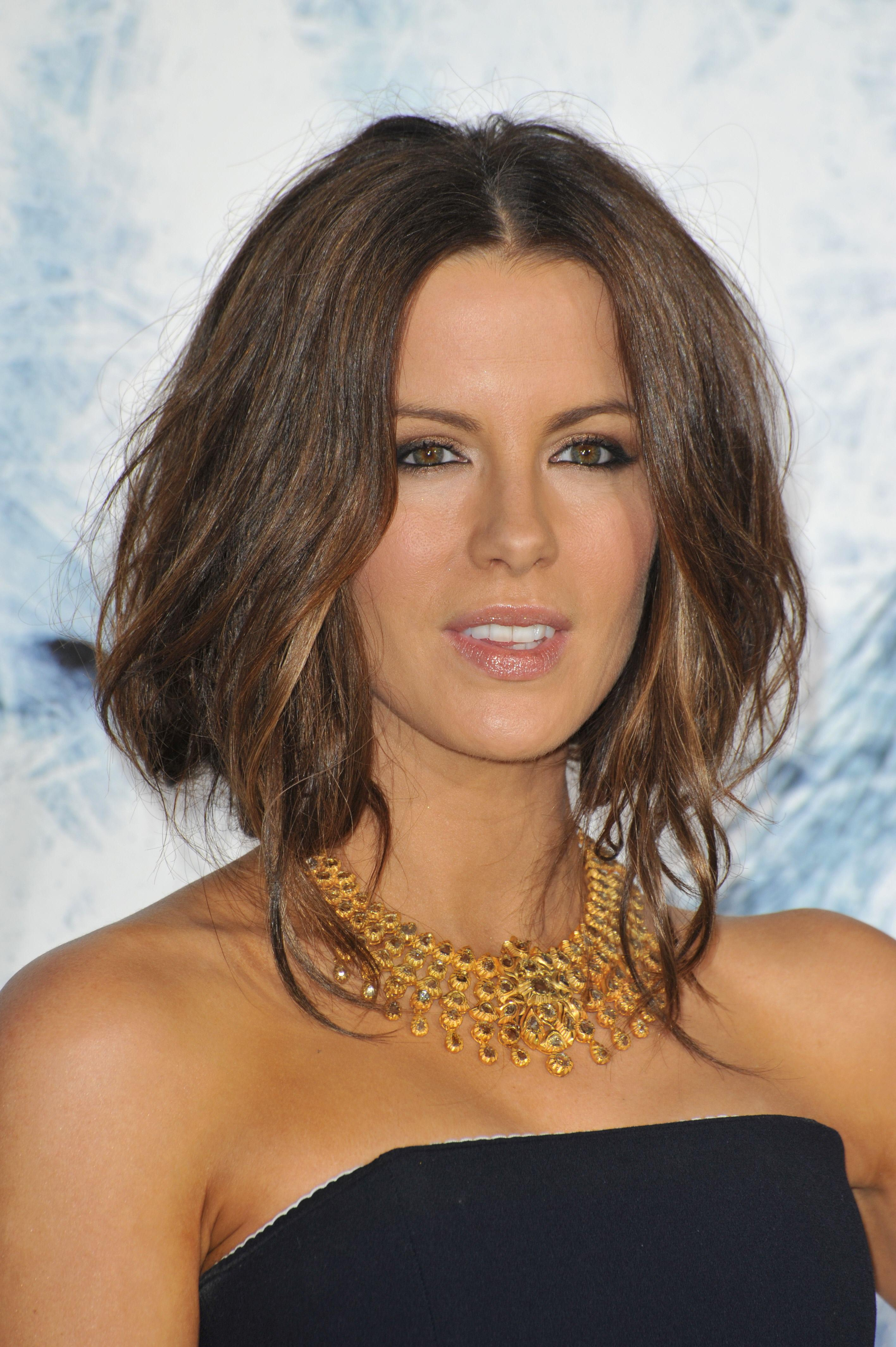 Kate Beckinsale Bob Haircut