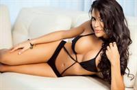 Carmen Carver in a bikini