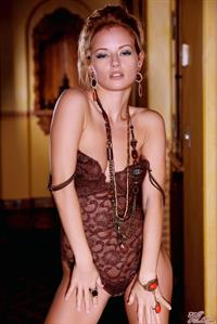 Velvet A in lingerie