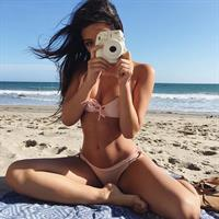 Julia Kelly taking a selfie