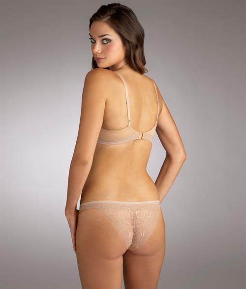 Michelle Vawer in lingerie - ass