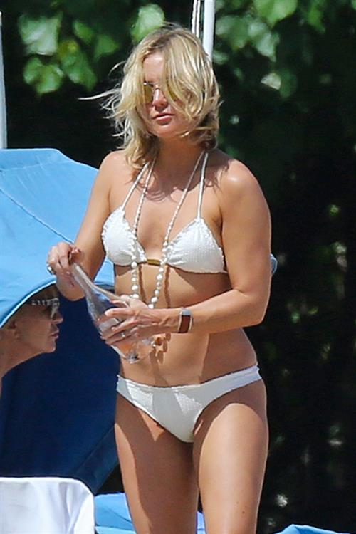 Kate Hudson in a bikini