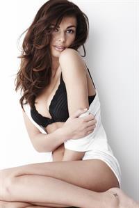 Angela Martini in lingerie