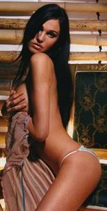 Federica Ridolfi in lingerie