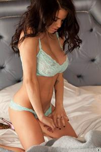 Tess Taylor in lingerie