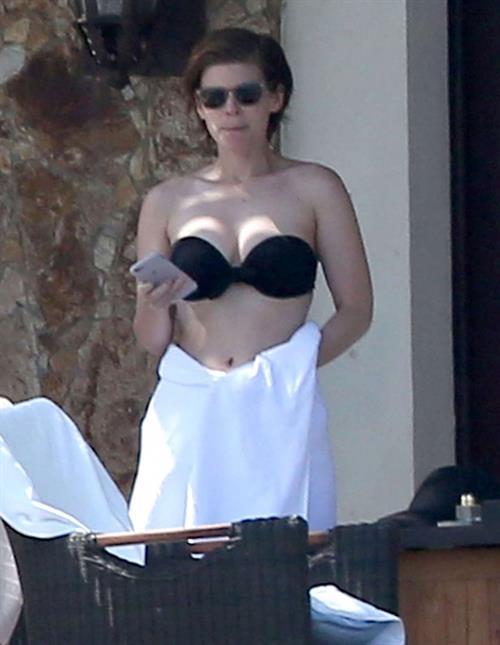 Kate Mara in a bikini